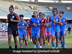 Indian Women's Team Can Qualify For FIFA World Cup Before Men's Team: AIFF President