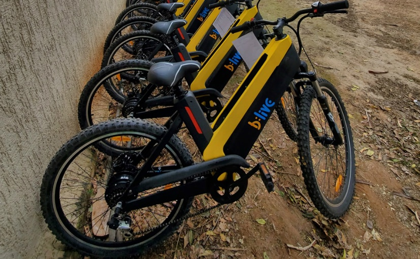 The ebike One Pro has been designed for B2B services and last mile connectivity
