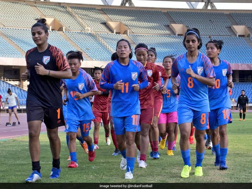 Indian Womens Team Can Qualify For FIFA World Cup Before Mens Team: AIFF President