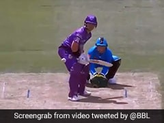 Watch: D'Arcy Short Tears Into Rashid Khan In Blistering Knock During BBL 2020 Match