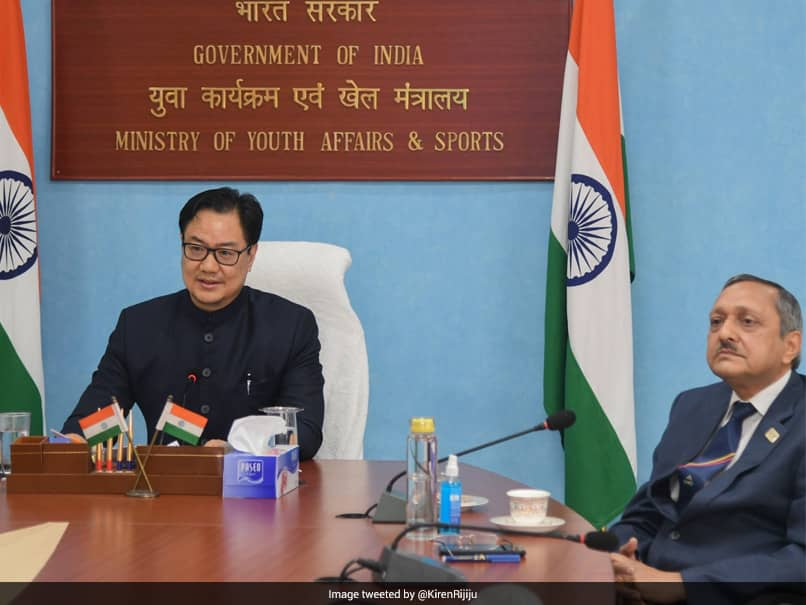 Kiren Rijiju Reveals Government Will Start 1000 Khelo India Centres To Help Retired Sportspersons