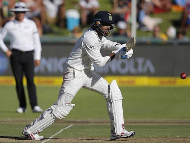 Murali Vijay Opts Out Of Syed Mushtaq Ali Trophy: Report