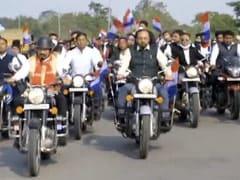 Months Ahead Of Assam Elections, Asom Gana Parishad's Show Of Strength