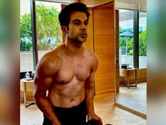 Rajkummar Rao's New Look For <I>Badhaai Do</i> Has The Internet's Attention