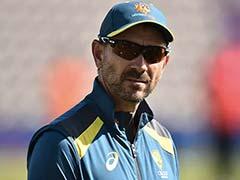 """Seasick And Drunk': Australia Coach Justin Langer Reveals Health Scare"