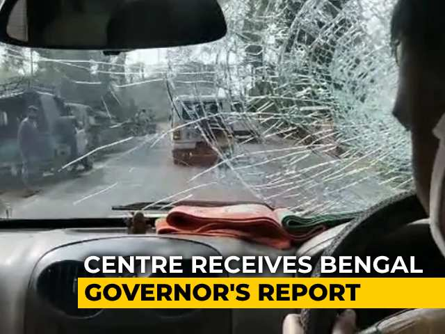 Video : Bengal's Top Bureaucrat, Police Chief To Skip Meet Over Attack On Convoy