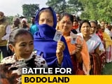 Video : First Phase Of Bodoland Council Polls In Assam Today