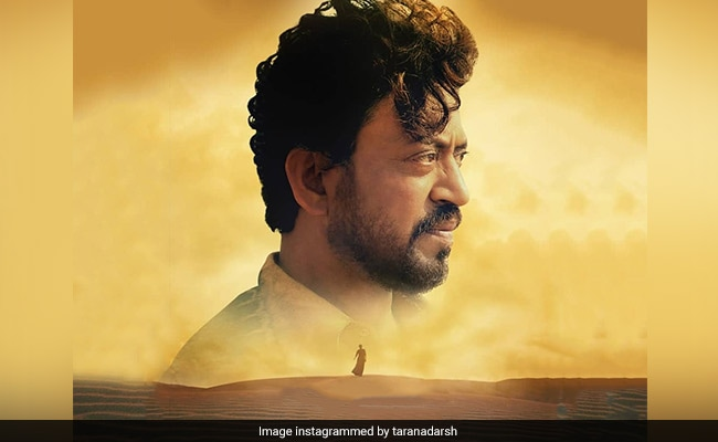 Irrfan Khan's Last Film The Song Of Scorpions To Release Next Year