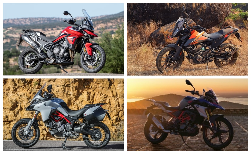 Here is our list of top adventure motorcycles that were launched in India in 2020