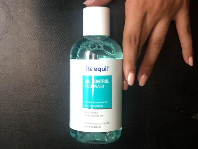 Video : Skincare Review: Re'equil Oil Control Face Wash