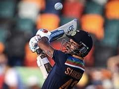 India vs Australia: Shikhar Dhawan Becomes India's 3rd Highest Run-Scorer In T20Is