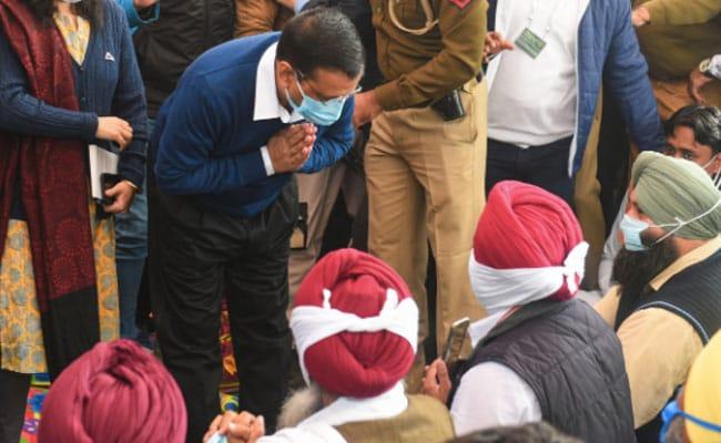 किसानों के समर्थन में केजरीवाल की AAP रखेगी एक दिन का उपवास, कहा- PM और गृह मंत्री छोड़ें अहंकार