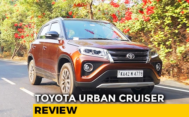 Video : Toyota Urban Cruiser Review