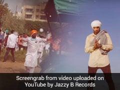 Jazzy B ने किसान आंदोलन को लेकर रिलीज किया 'बगावतां' सॉन्ग, देखे Video