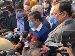 AAP का दावा : अरविंद केजरीवाल को किया गया 'नजरबंद', दिल्ली पुलिस ने किया खंडन
