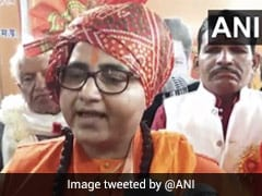 """...Because Shudras Don't Understand"": BJP MP Pragya Thakur's Shocker"