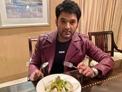 Kapil Sharma Is Thinking Of <i>Parantha</i> While Eating Salad And Everybody Can Relate