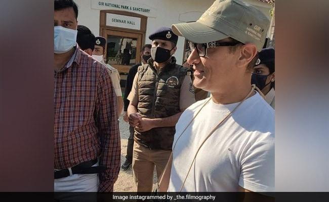 Inside Aamir Khan's Gir Visit With Family. See Trending Pics