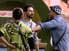 <I>Bigg Boss 14</i> Written Update December 22, 2020: Aly Goni And Abhinav Shukla Fight Because Of Rahul Vaidya