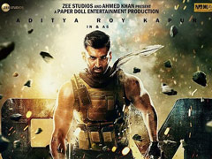 """<I>Om: The Battle Within</i> First Look - Aditya Roy Kapur Keeps The """"Fighting Spirit Alive"""""""