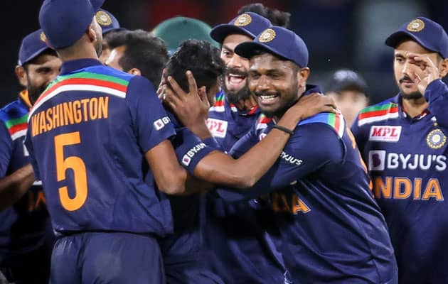 """""""Lets Keep Going"""": Samson Urges Team India After Win"""
