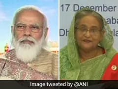 """India Our True Friend"": Sheikh Hasina On 1971 War At Summit With PM Modi"