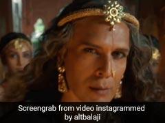 जेंडर संघर्ष और विश्वासघात से भरपूर 'पौरशपुर' का टीज़र रिलीज़, मिलिंद सोमन अलग अवतार में आए नजर