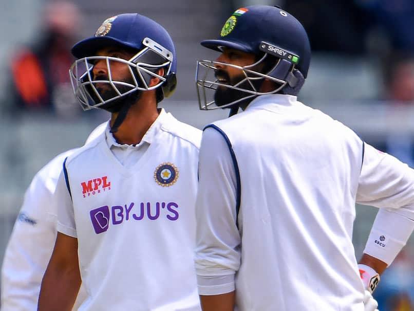 Australia vs India, 2nd Test: Ajinkya Rahanes Gesture For Ravindra Jadeja Draws Praise On Social Media