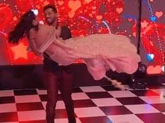 Punit Pathak ने पत्नी के साथ शाहरुख खान के गाने पर किया रोमांटिक डांस, रिसेप्शन का Video खूब हो रहा है Viral