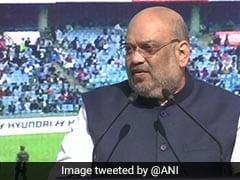 "Amit Shah On Arun Jaitley's ""Contribution"" To Cricket Amid Row On Statue"
