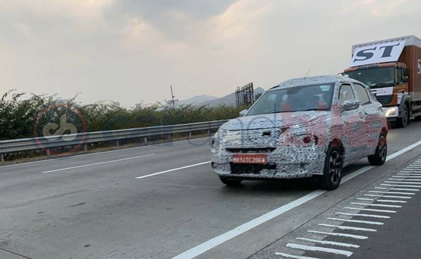 The Tata HBX micro SUV will be based on the same ALFA platform as the Altroz premium hatch