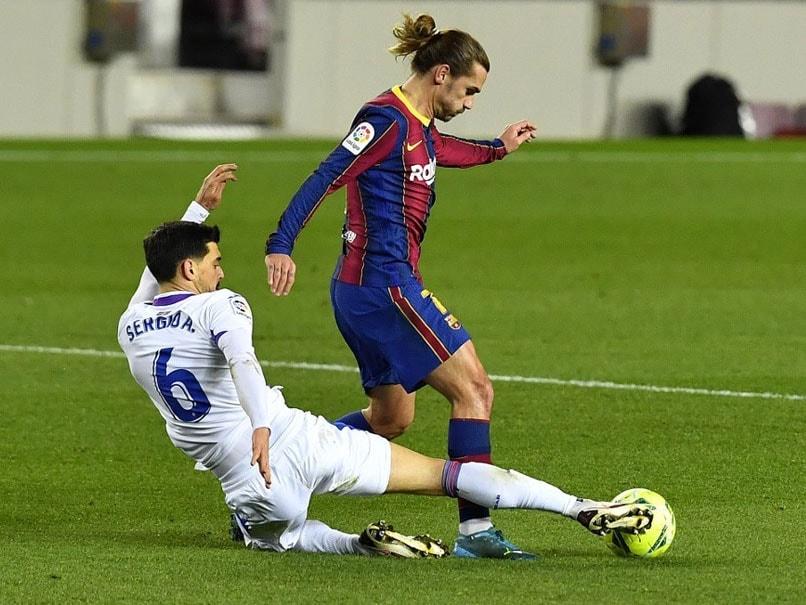 La Liga: Home Draw With Eibar Ends Barcelonas Gloomy Year On Drab Note
