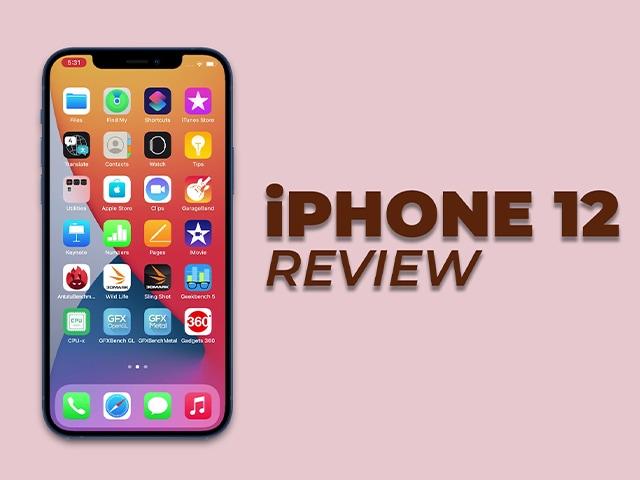Video : आईफोन 12 रिव्यू: क्या सभी के लिए आदर्श आईफोन है? | iPhone 12 Review: The Ideal iPhone for Everyone?