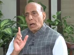 BJP Will Hit A Sixer In Bengal Polls Like Sourav Ganguly: Rajnath Singh