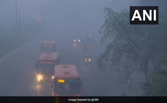 Delhi's Air Quality Remains In 'Very Poor' Category Again