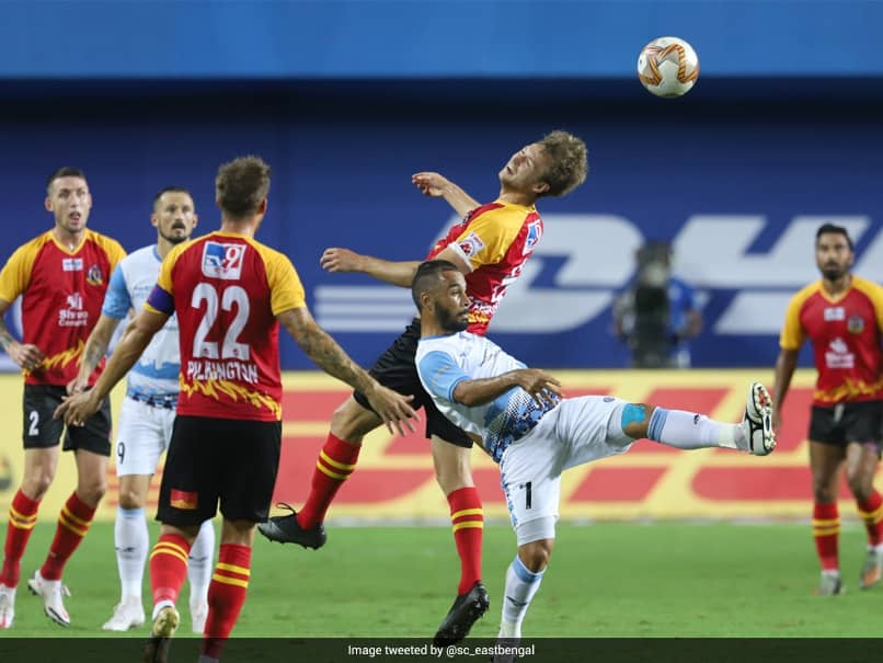 ISL: East Bengal Complain To AIFF Against Refereeing