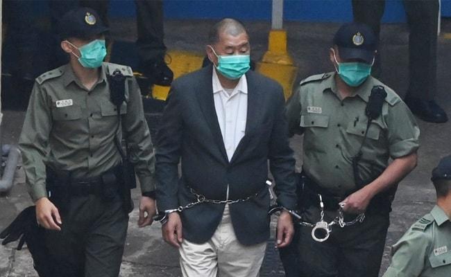Hong Kong media mogul reportedly indicted