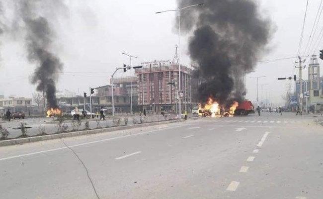 Car Bomb Kills 8, Wounds 15 In Afghan Capital