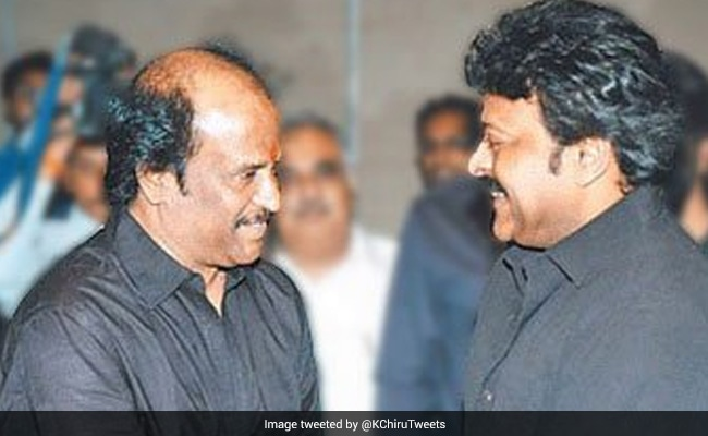 On Rajinikanth's 70th Birthday, Wishes Pour In From Chiranjeevi, Mohanlal, Mahesh Babu And Other Celebs