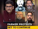 Video : Centre And Farmers' 4th Round Of Talks: Stalemate Continues