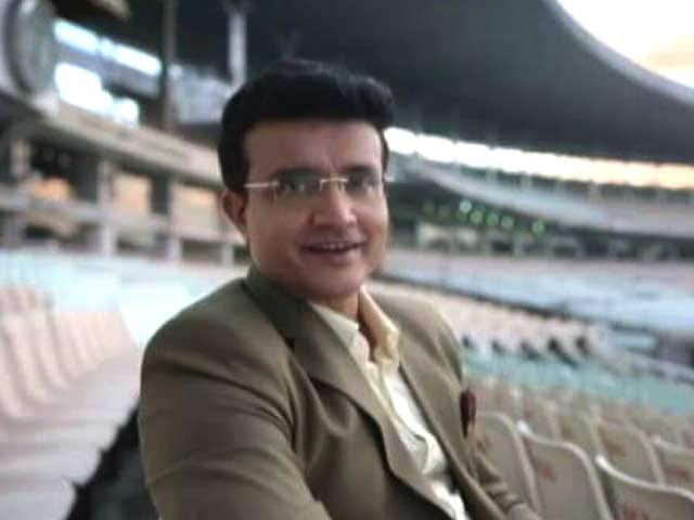 Video : 'Brand' Sourav Faces Conflict Of Interest Bouncers