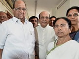 Video : Amid Clash With BJP, Mamata Banerjee Speaks To Sharad Pawar