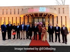 """Indian Embassy In Beijing Launches Bollywood """"CinemaSCOpe"""" Series For SCO Diplomats"""