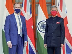 भारत, ब्रिटेन चाहते हैं कि कोविड-19 के टीके की प्रभावित देशों तक पहुंच सुनिश्चित हो : डोमिनिक राब