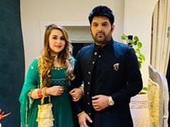 The Reason Kapil Sharma Apologised To Wife Ginni Chatrath On Their Anniversary