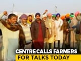 Video : Defence Minister Rajnath Singh To Lead Talks With Farmers, Say Sources