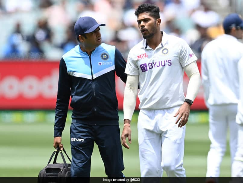 AUS vs IND, 2nd Test: Umesh Yadav Suffers Calf Muscle Injury, Doubtful For  3rd Test, Says Report | Cricket News