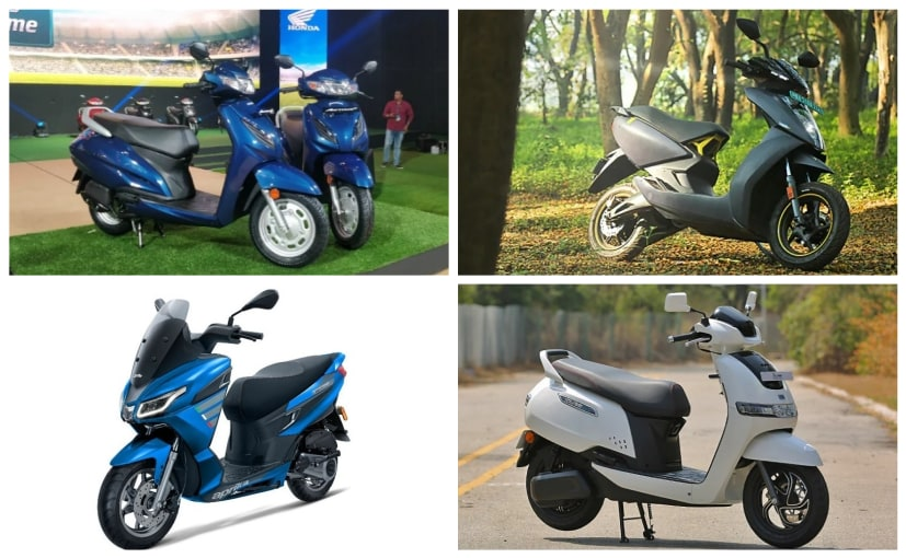 Here is our list of top scooters that were launched in India in 2020