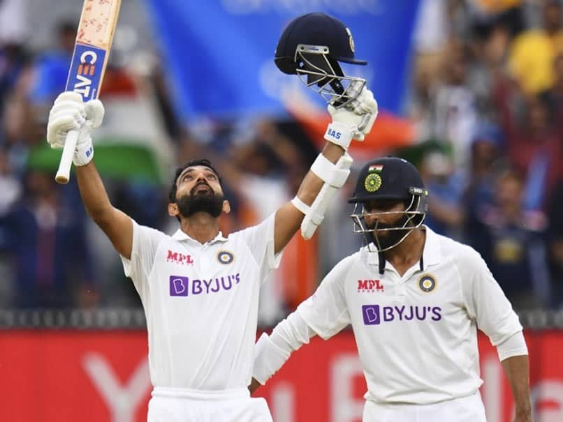 Australia vs India, 2nd Test: Gutsy Ajinkya Rahane Century Puts India In Driving Seat Against Australia On Day 2