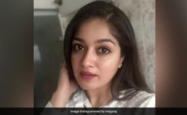Late Actor Chiranjeevi Sarja's Wife Meghana Raj And Son Test Positive For COVID-19